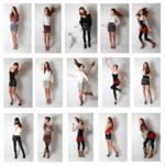 """Langweilige Webshop-Fotos sind nicht mein Ding. Die Designerin der """"Minirox"""" sieht das ebenso, daher feuern wir unsere Models zum Hardcore-Posing an..."""