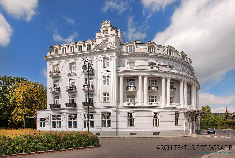K Hotel Esplanade Architekturfotografie Wien